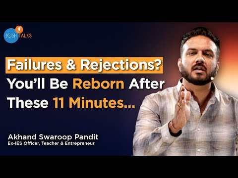4 Tips That Will Reset Your Mind For Success | Best Motivational Video | AS Pandit | Josh Talks