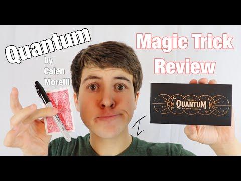 Quantum by Calen Morelli - Magic Trick Review