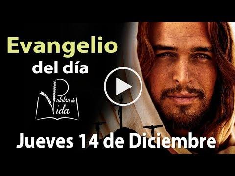 Evangelio de hoy -14 de Diciembre (Padre Carlos Yepes)