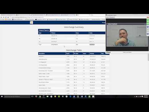How to Sell Large Merchants with Interchange Consulting - IQ Full Demo