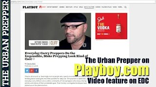 TUP Featuring On PLAYBOY.com