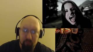 The always amazing Eluveitie King reaction