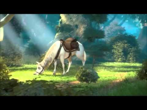 Tangled Funny Cuts Between Flynn Rider And Horse Maximus Youtube