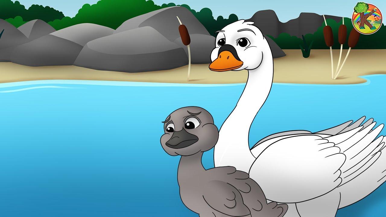 Bebek Buruk Rupa   Cerita Kartun Anak Anak Bahasa Indonesia KONDOSAN