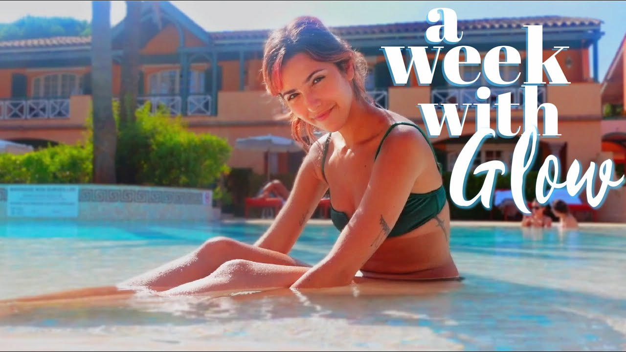 ASMR Week in the South of France With Glow!