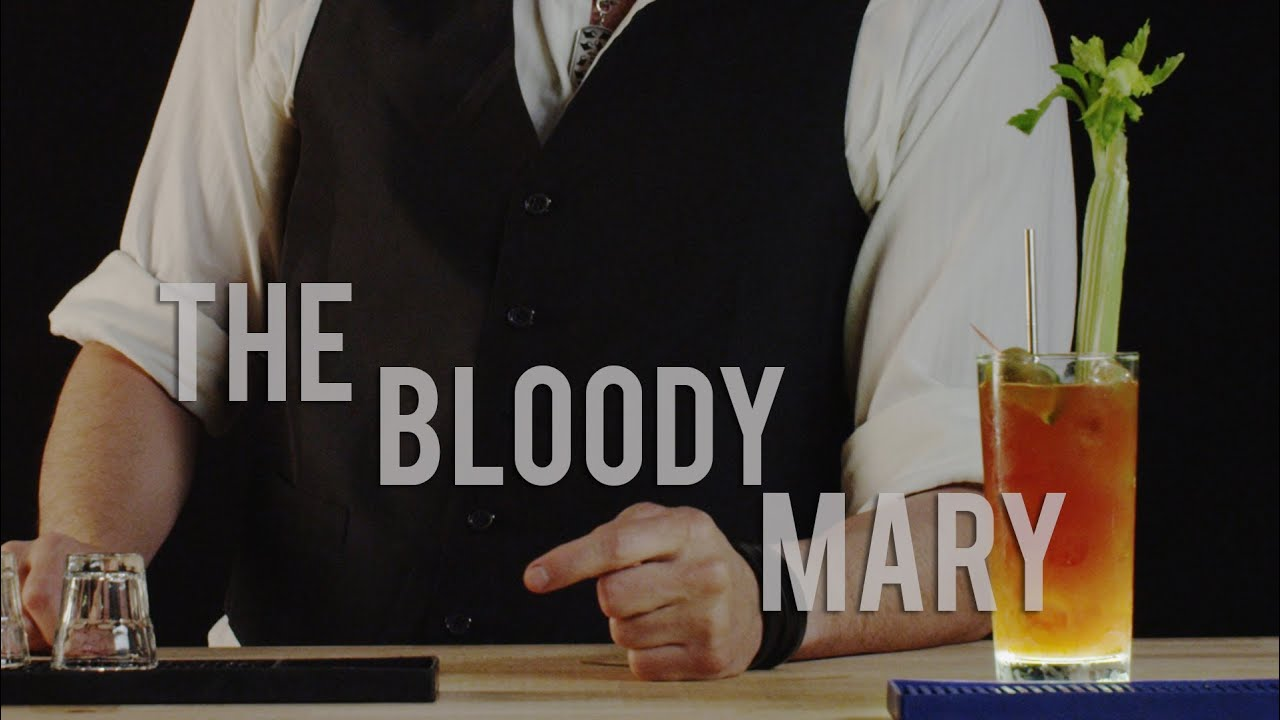 how to make the bloody mary