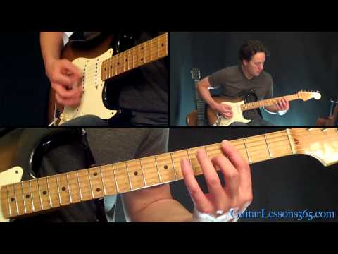 Start Me Up Guitar Lesson - The Rolling Stones - Famous Riffs