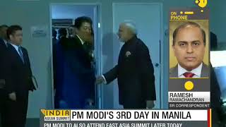 India ASEAN Summit: PM Modi holds bilaterals with Australian and Vietnamese PM