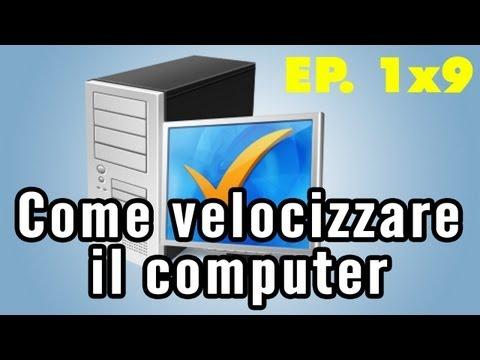 Disinstallare Programmi Inutili E UAC, Part9, VELOCIZZARE IL PC