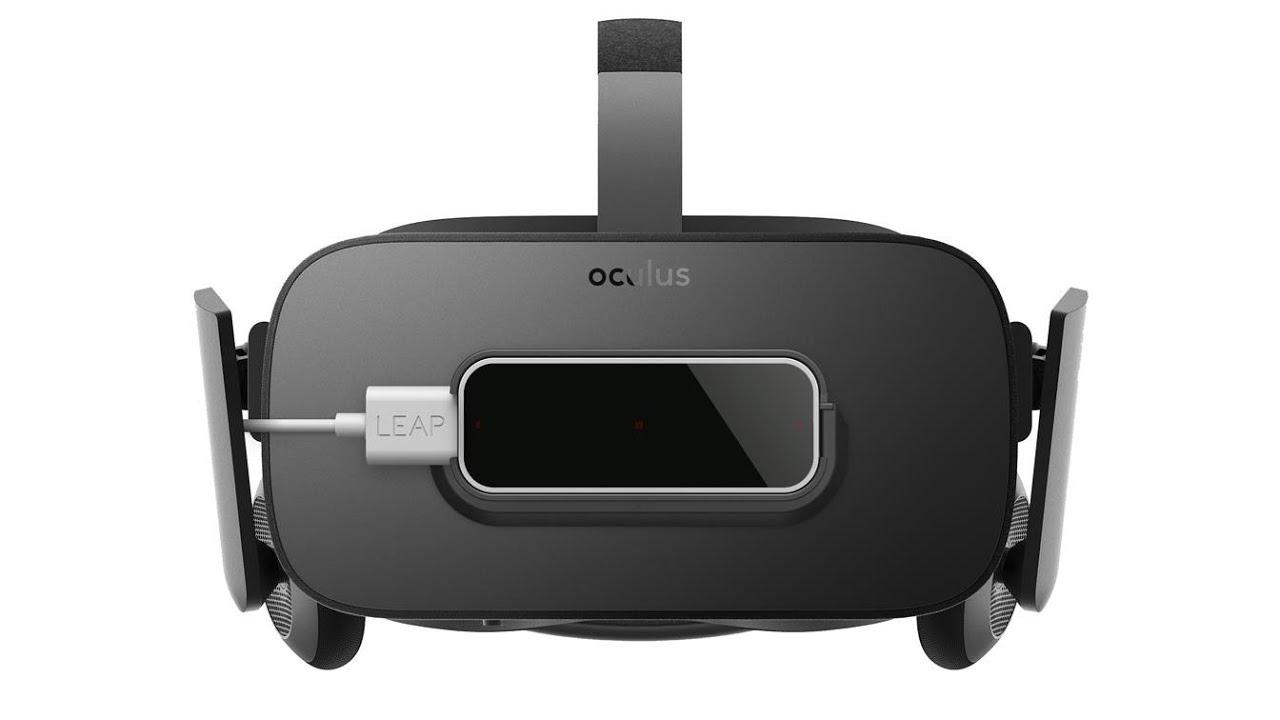 Oculus Rift Setup — Leap Motion Developer