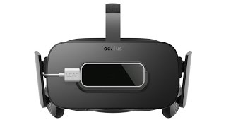 Leap Motion VR Mount + Oculus Rift CV1