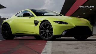 2019 Aston Martin Vantage Interior Exterior