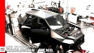 The Ultimate SUV - Karlmann King