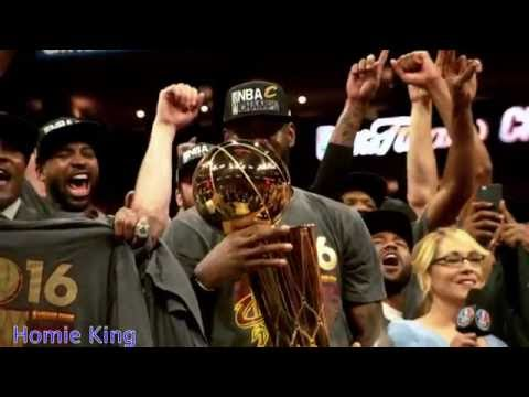 LeBron James MIX KING JAMES I'd Love to Change the World