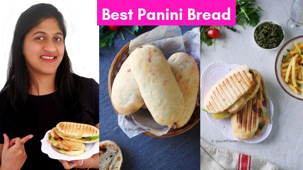 Panini Bread Recipe Best Bread For Sandwich Copycat Panera Bread
