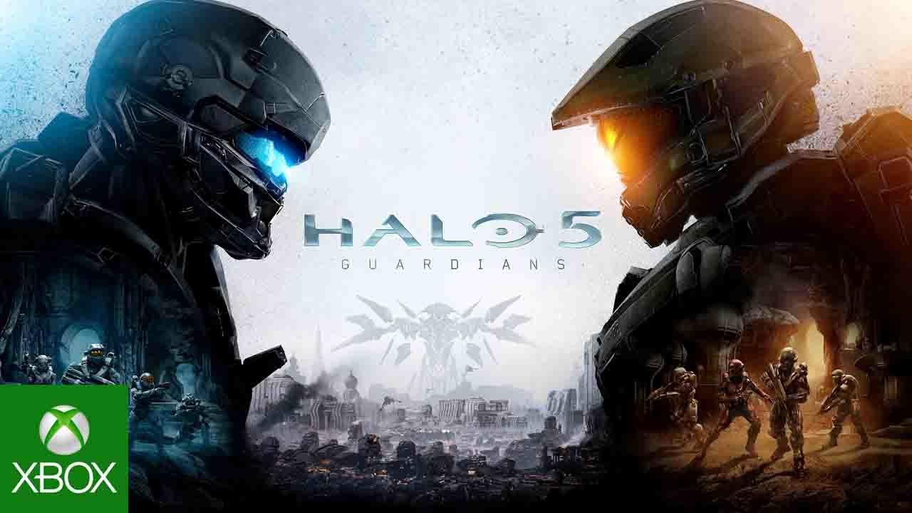 Poster do filme Halo 5: Guardiões - O Filme