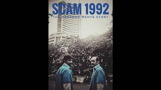 scam 1992 theme official (achint)