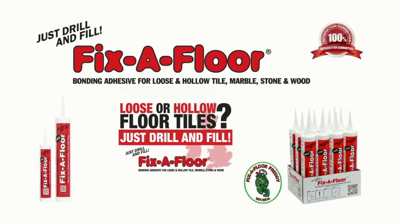 How to fix loose and hollow tiles fix a floor bonding adhesive how to fix loose and hollow tiles fix a floor bonding adhesive dailygadgetfo Image collections