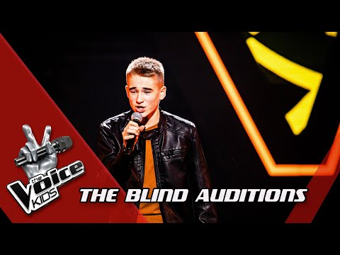 jen---'jailhouse-rock'-|-blind-auditions-|-the-voice-kids-|-vtm