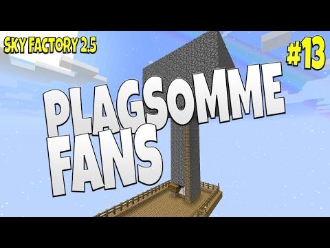 PLAGSOMME FANS - Sky Factory 2.5 #13