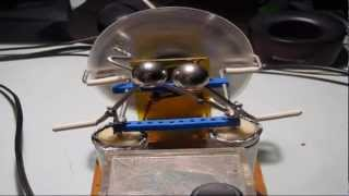 Електрофорная машина(Внимание! Видео НЕ содержит кадры имитации работы устройства! На видео показана работа устройства! Шокеры..., 2012-12-05T09:36:26.000Z)