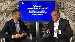 Puhutaan osakesijoittamisesta! Vieraana salkunhoitaja Mika Heikkilä