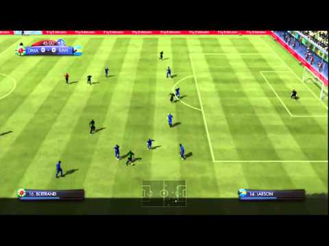 FIFA Digital World Cup 2014 Qualification: Dominica - Bahamas