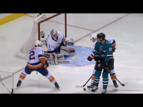 10/14/17 Condensed Game: Islanders @ Sharks