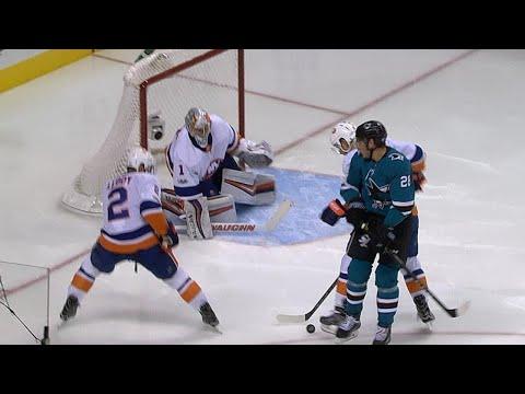 10/14/17 Condensed Game: Islanders @ Sharks