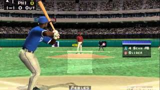 Nintendo GameCube All Star Baseball 2002 (USA)