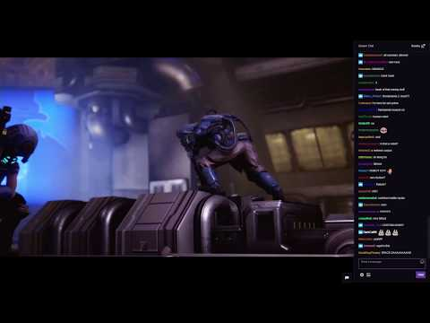 Fortuna Venus Open world+Space Interceptor Ship Gameplay | Warframe Tennocon 2018 + Twitch Live Chat