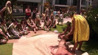 hawaiian lomi lomi