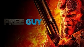 Hellboy (2019) Trailer (Free Guy Style)