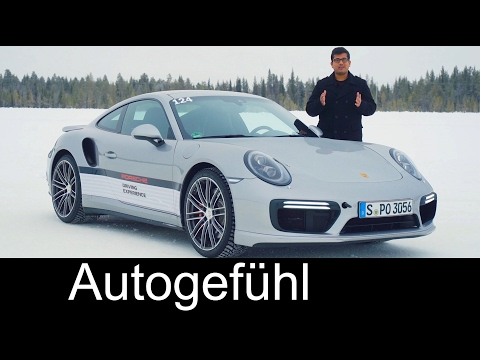 Porsche 911 Turbo vs GT3 RS vs Cayman ICE REVIEW feat. Walte