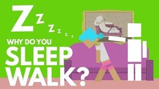Why Do You Sleepwalk?...