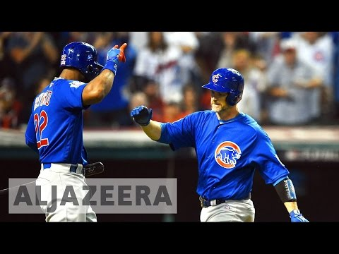 Chicago Cubs win World Series after 108 years