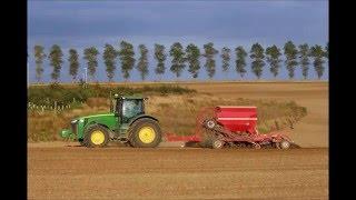 Harvest 2015 UK Wallington farms