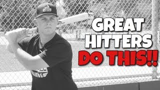 EVERY GREAT HITTER HAS THIS ONE THING… DO YOU?