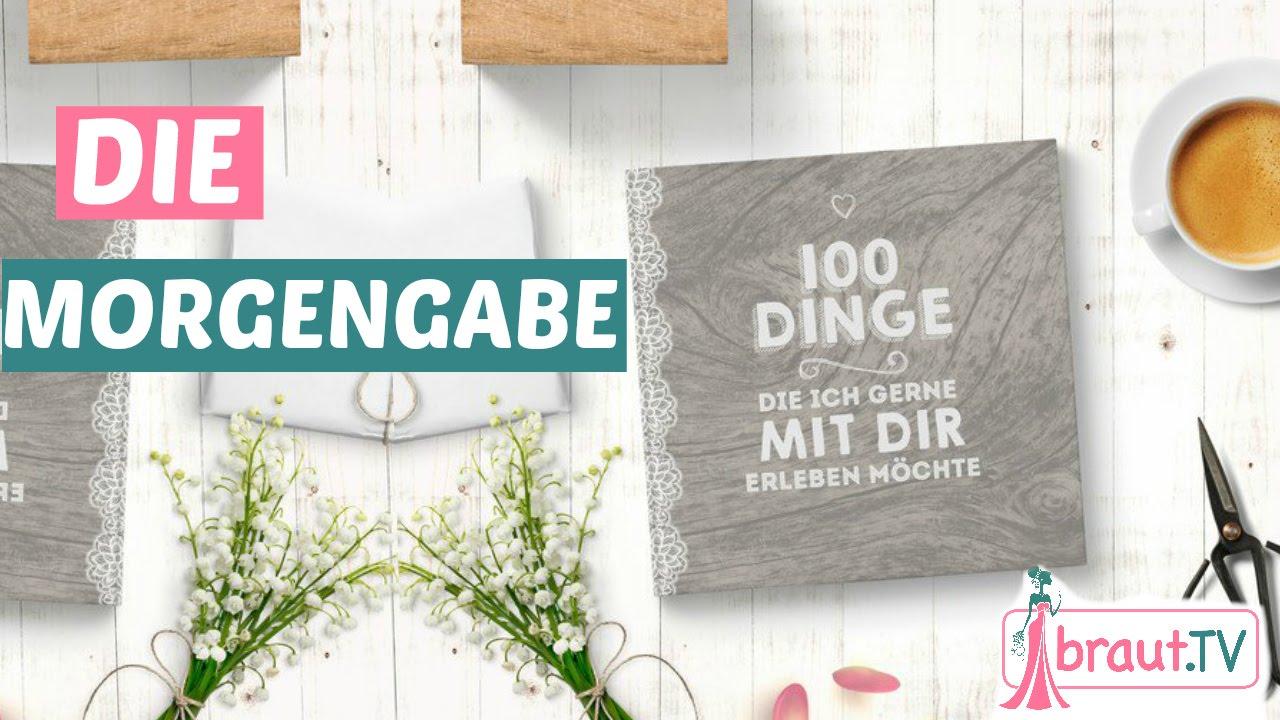 MORGENGABE 100 Dinge Buch  VERLOSUNG  Geschenkidee fr