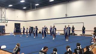 Kentucky Cheer 2019 Blue Squad nationals routine