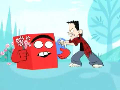 Foster's Home for Imaginary Friends - Terrence Bullies Mac Then Gets Hit With Karma