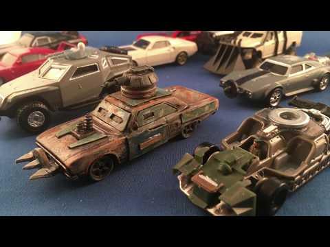 Gaslands first car build