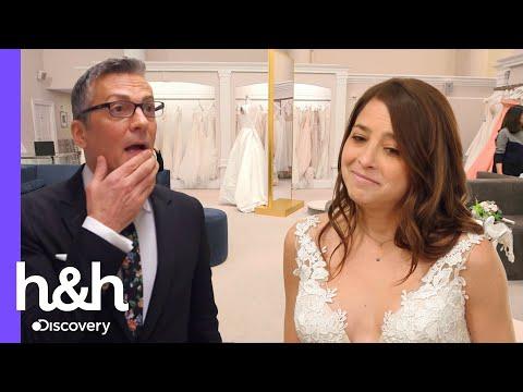Novia se niega a usar vestido y quiere un pantalón en su boda | Vestido de Novia | Discovery H&H