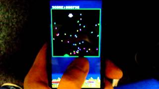Space Invaders Like, iPhone iPod Free Game - Alien Invader