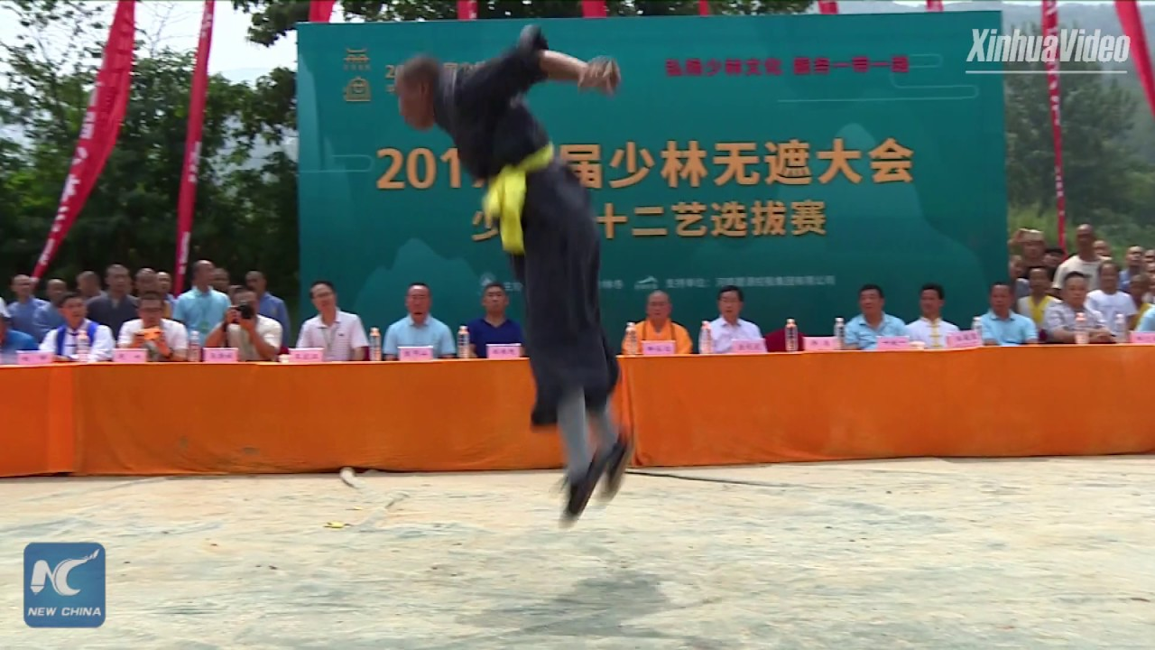 72 arts of Shaolin: Toad Style Kung Fu - YouTube