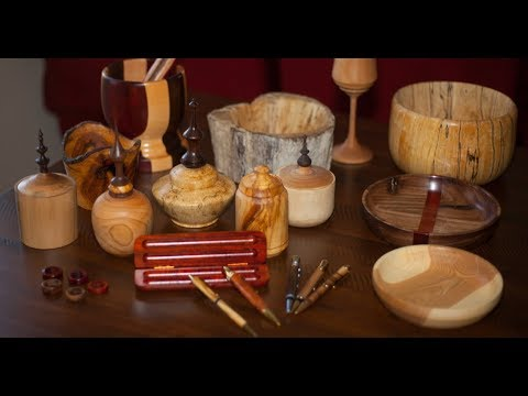 WOODTURNING -  my passion for the wood