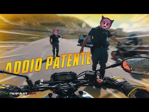 ADDIO PATENTE 😢