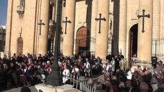 good friday procession 18 04 14 at paola parish church paola malta pt1