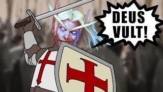 DEUS VULT! The Aggro Paladin Crusade!