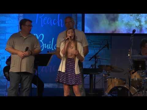 Bella Brown - 11 Year Old Kid - How Great Thou Art - Worship - Choctaw Road Baptist Church